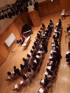 総合的な演奏力を育てるために~永瀬礼佳先生のセミナー