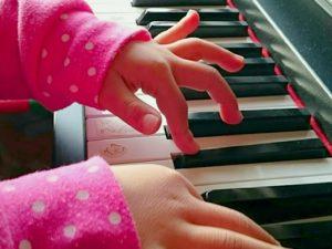 子どものためのピアノレッスンコース